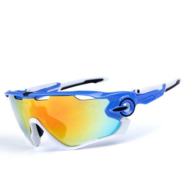 OBAOLAY O9270 3-replacement-lens Polarized Cycling Glasses