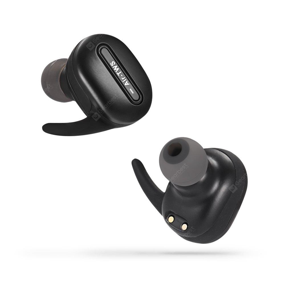 Air TWS In-ear Bluetooth Double Earbuds with Charging Dock