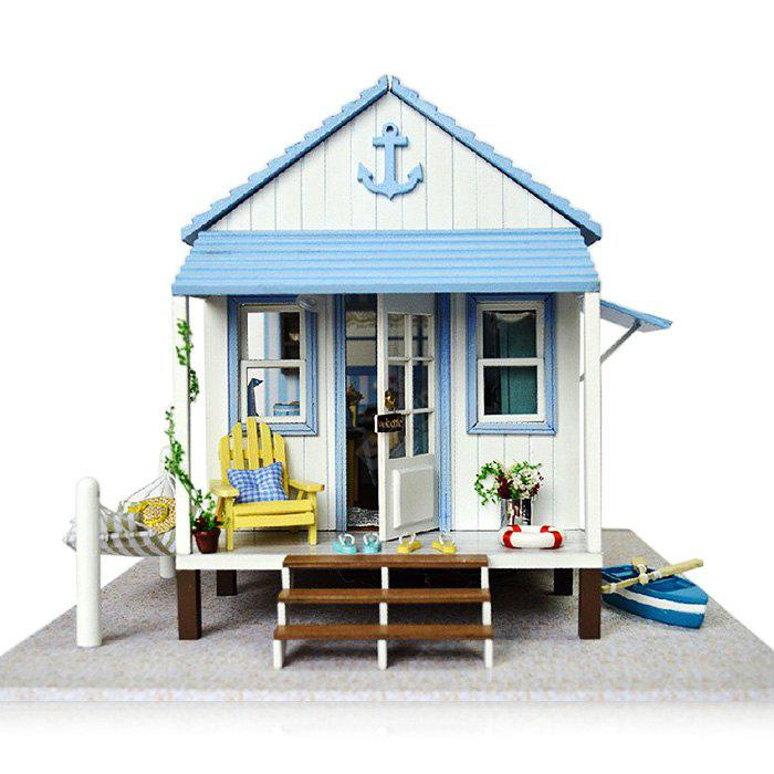 Wooden Seaside Villa DIY Kit