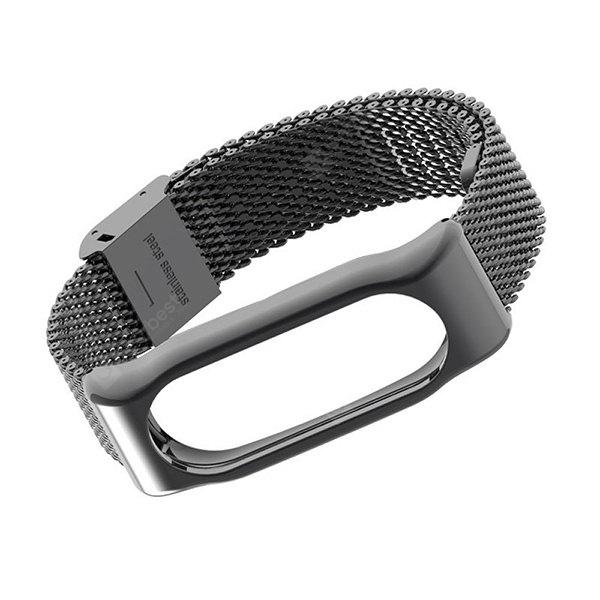 Milanese Stainless Steel Watchband for Xiaomi Millet 2