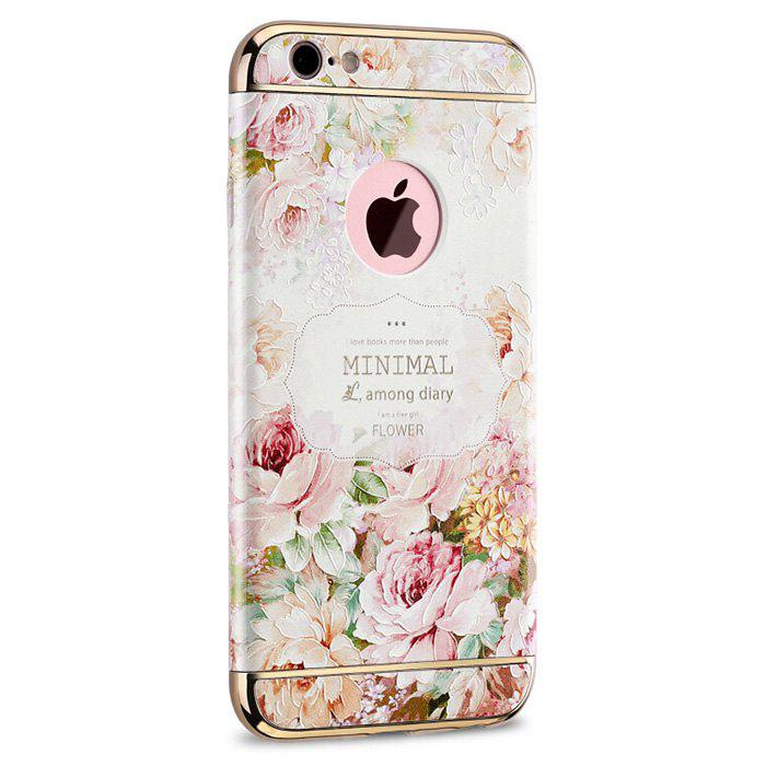 MIXCOLOR Faddish Stylish Phone Cover Case for iPhone 6 / 6S