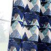 Ink-jet Printing Diamond Pattern Window Curtains 52 x 84 inch - COLORMIX