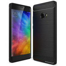 ASLING Brushed Finish Soft Phone Case for Xiaomi Mi Note 2