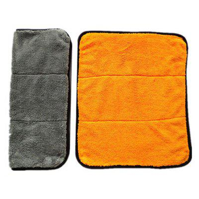Coral Fleece Car Cleaning Cloth