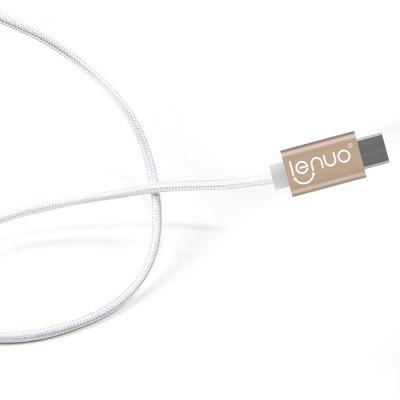 LENUO EL - 65 Type-C USB Data Sync Charging Braided Cable