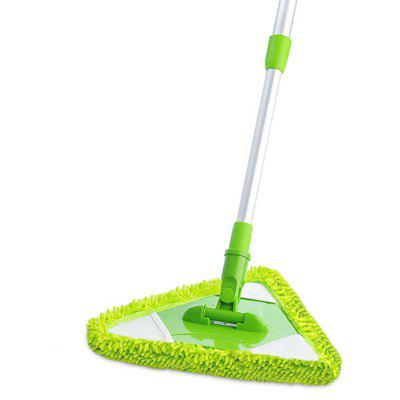 CARSETCITY Triangle Car Cleaning Mop