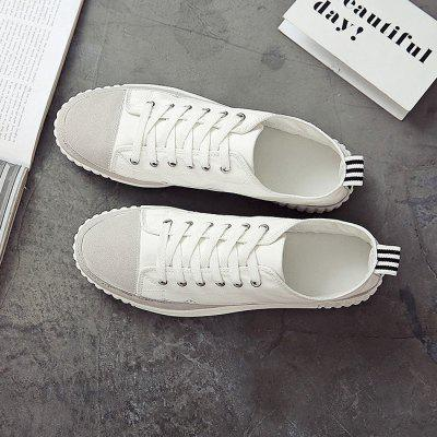 Breathable Summer Canvas Shoes for Men men casual shoes mens shoes summer walking canvas shoes black pu basket zapatillas deportivas men brand canvas espadrilles
