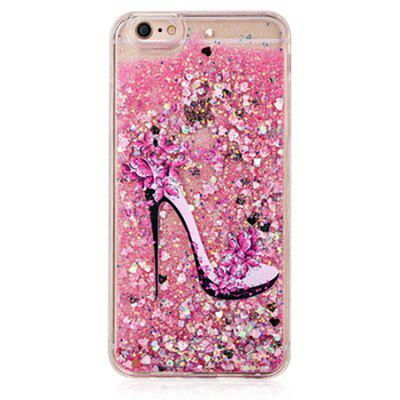 Buy COLOFUL Glitter Powder Phone Cover for iPhone 6 Plus / 6S Plus for $4.06 in GearBest store