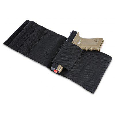 Adjustable Wear-resistant Polyester Waist Pouch