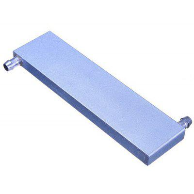 Aluminium Water Cooling Heatsink Block