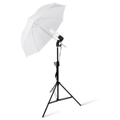 Lightdow Fotografie Studio 45W Softbox Lichtstand Kit