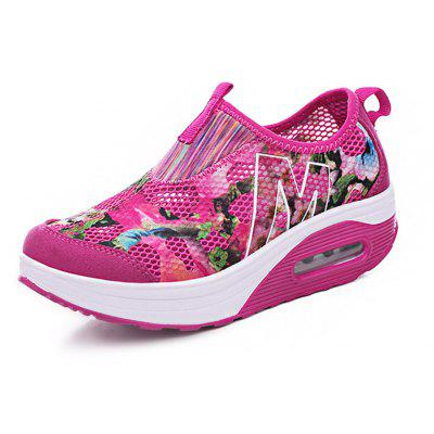 Fashion Thick Soles Shoes for Ladies