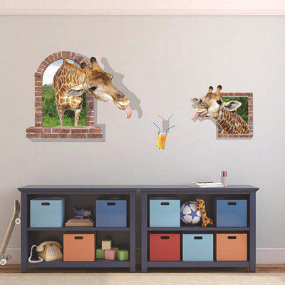 3D European Style Home Decor Wall Sticker