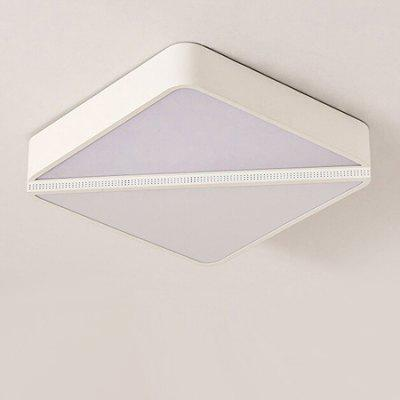 Stylish Square LED Acrylic Ceiling Light 220V