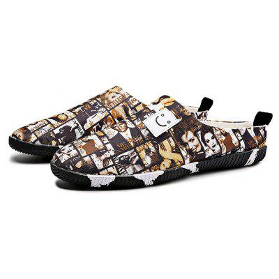 Men Stylish Canvas Shoes / Slippers