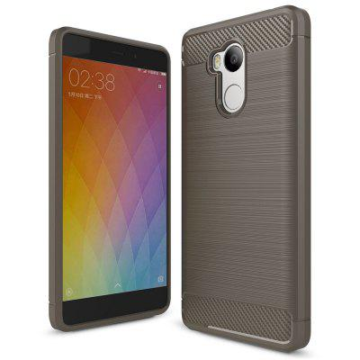 ASLING Brushed Finish Slim Case for Xiaomi Redmi 4 High Edition