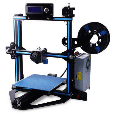 Zonestar Z5F Installation Rapide Kit d'impression 3D DIY