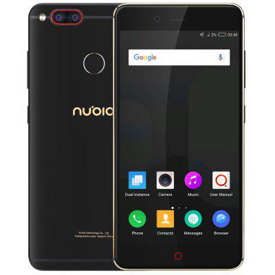 Nubia Z17 Mini 4G Smartphone  -  GLOBAL VERSION  BLACK
