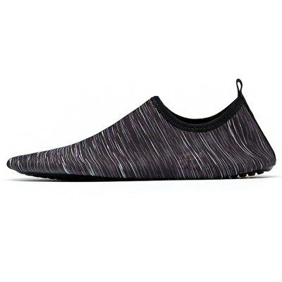 Breathable High Elasticity Beach Shoes for MenCasual Shoes<br>Breathable High Elasticity Beach Shoes for Men<br><br>Contents: 1 x Pair of Shoes<br>Materials: Fabric, TPU<br>Occasion: Beach, Casual<br>Outsole Material: TPU<br>Package Size ( L x W x H ): 33.00 x 22.00 x 11.00 cm / 12.99 x 8.66 x 4.33 inches<br>Seasons: Summer<br>Style: Comfortable, Casual<br>Type: Casual Shoes<br>Upper Material: Cloth