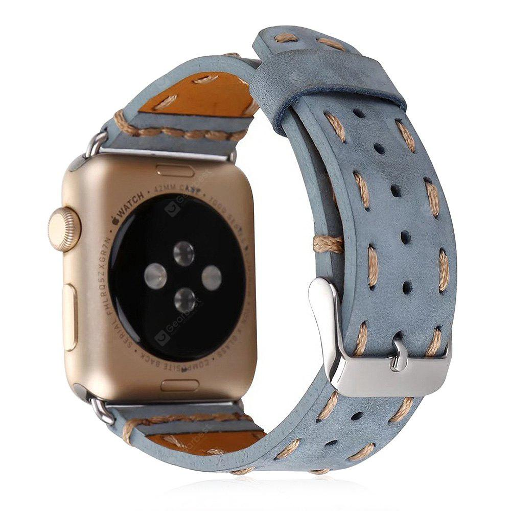 Cowhide Well-knit Watchband for Apple Watch