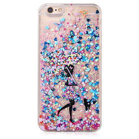 COLOFUL Pretty Shimmering Powder Phone Cover for iPhone 6 / 6S