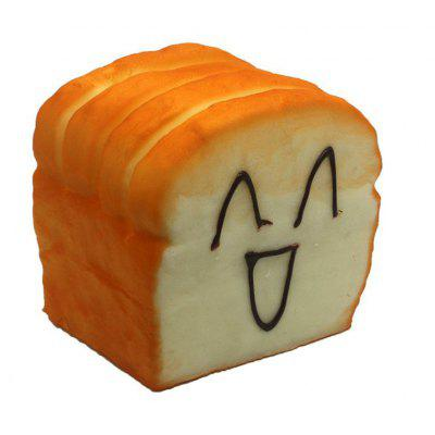 Square Toast Squishy Toy