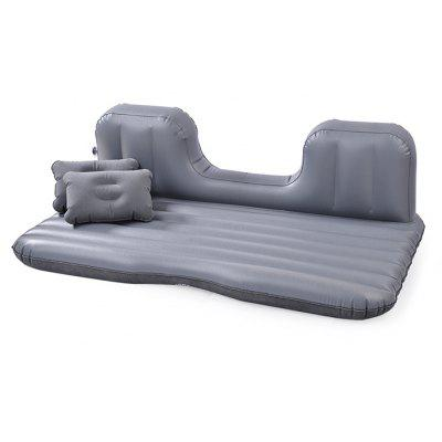 CARSETCITY Heating Inflatable Bed
