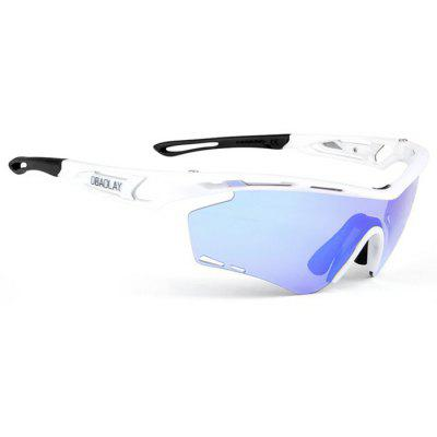 Buy LAKE BLUE SP0908 Protective Polarized Lens Cycling Glasses for $22.30 in GearBest store