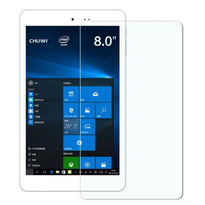 Tempered Glass Protective Film for Chuwi Hi8Tablet Accessories<br>Tempered Glass Protective Film for Chuwi Hi8<br><br>Accessory type: Tempered Glass Screen Protector Film<br>Compatible models: For Chuwi<br>For: Tablet PC<br>Package Contents: 1 x Tempered Glass Protective Film, 1 x Dry Wipes, 1 x Wet Wipes<br>Package size (L x W x H): 25.00 x 18.50 x 2.00 cm / 9.84 x 7.28 x 0.79 inches<br>Package weight: 0.1600 kg<br>Product size (L x W x H): 20.80 x 11.90 x 0.03 cm / 8.19 x 4.69 x 0.01 inches<br>Product weight: 0.0350 kg