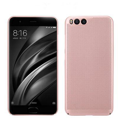 Buy ROSE GOLD Luanke Color Phone Cover Case for Xiaomi Mi 6 for $5.25 in GearBest store