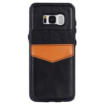 Leather Case for Samsung Galaxy S8 Plus