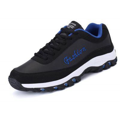 Buy BLACK Thick Soles Leisure Shoes for Men for $30.49 in GearBest store