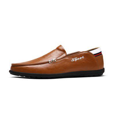 Slip-on Business Casual Leather Shoes for Men member