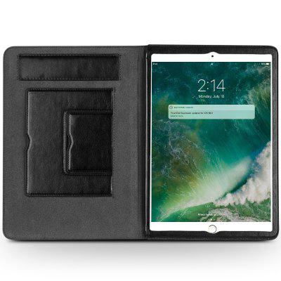 QIALINO Protective Full Case for iPad Pro 10.5 inchiPad Cases/Covers<br>QIALINO Protective Full Case for iPad Pro 10.5 inch<br><br>Brand: QIALINO<br>Features: Anti-knock<br>Package Contents: 1 x Case<br>Package size (L x W x H): 21.00 x 3.00 x 26.50 cm / 8.27 x 1.18 x 10.43 inches<br>Package weight: 0.4850 kg<br>Product size (L x W x H): 18.00 x 1.50 x 25.00 cm / 7.09 x 0.59 x 9.84 inches<br>Product weight: 0.2400 kg