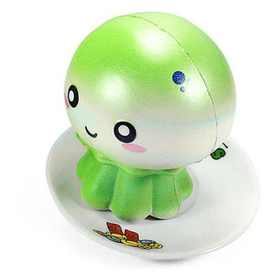 Squishy Earth : Squishy Jellyfish Toy - The Squishy Databases
