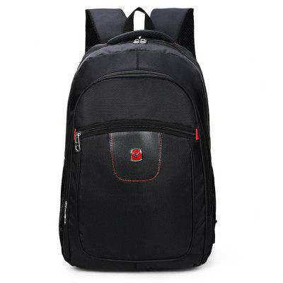 Outdoor Multifunctional 17 inch Backpack for Climbing / Hiking