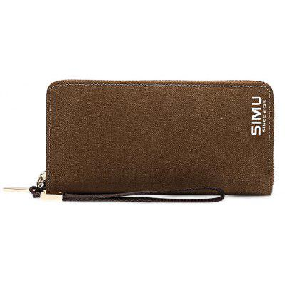 SIMU Multifunctional Business Fashion Card Holder Wallet