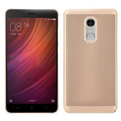 Luanke Frosted Design PC Hard Shell Case for Xiaomi Redmi Note 4