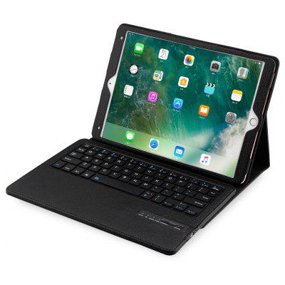 Leather Case Bluetooth Keyboard