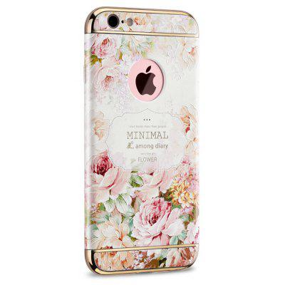 Buy MIX COLOR Faddish Women Phone Cover Case for iPhone 6 Plus / 6S Plus for $14.91 in GearBest store