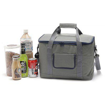 Fashionable High-capacity Insulation Bottle Preservation Bento Bag