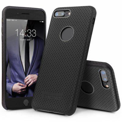QIALINO Fashion Protective Phone Back Case for iPhone 7 Plus