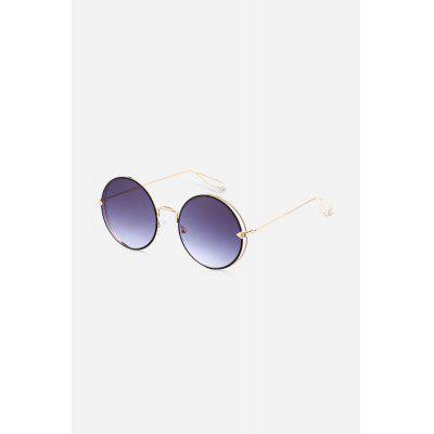 Chic Anti UV Neutral Sunglasses