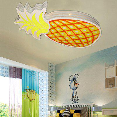 Simple Cartoon Acrylic LED Ceiling Lamp 220V