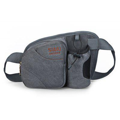 SIMU Casual Multifunctional Outdoor Chest Bag Bag
