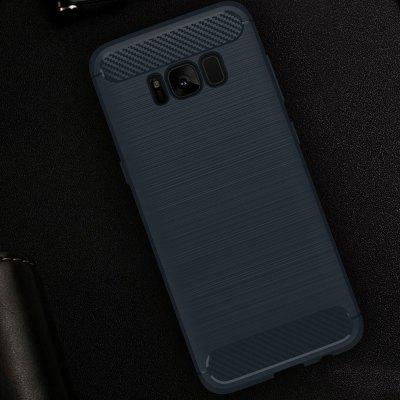 ASLING Brushed Finish Back CaseSamsung S Series<br>ASLING Brushed Finish Back Case<br><br>Brand: ASLING<br>Compatible with: Samsung Galaxy S8<br>Features: Anti-knock, Back Cover<br>Material: Carbon Fiber, TPU<br>Package Contents: 1 x Phone Case<br>Package size (L x W x H): 23.00 x 13.00 x 2.00 cm / 9.06 x 5.12 x 0.79 inches<br>Package weight: 0.0490 kg<br>Product size (L x W x H): 15.10 x 7.10 x 1.00 cm / 5.94 x 2.8 x 0.39 inches<br>Product weight: 0.0260 kg<br>Style: Cool, Pattern, Solid Color, Modern