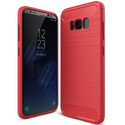 ASLING Brushed Finish Back Case for Samsung Galaxy S8