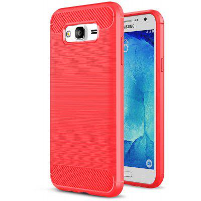 Luanke Brushed Finish Phone Case Protector for Samsung Galaxy J5