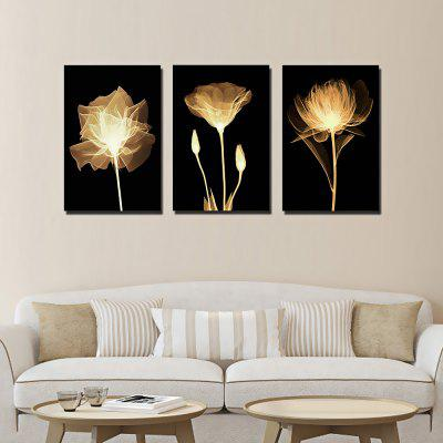 YSDAFEN Canvas Print Flower Wall Decor for Home Decoration