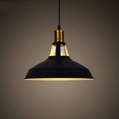 American Retro Industrial Style Simple Pot Chandelier 220V